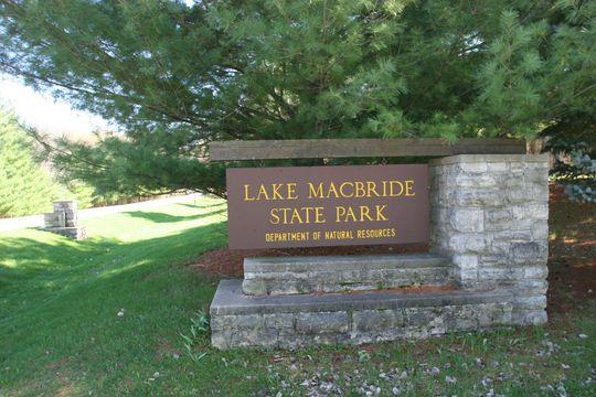 Campground Details Lake Macbride State Park Ia Iowa