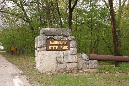 Campground Details Waubonsie State Park Ia Iowa State