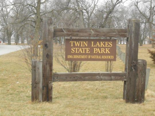 Campground Details Twin Lakes Ia Iowa State Parks
