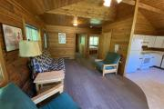 Photo: B - Hawk Roost, Backbone Cabins