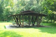 Photo: Richmond Springs Shelter, Backbone Shelters