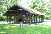 Photo: West Gate Shelter, Backbone Shelters