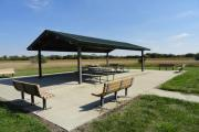 Photo: South Day Use Shelter, Brushy Creek Shelters