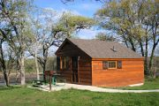 Photo: 002, Lake of Three Fires Cabins