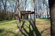 Photo: Sailboat Shelter #2, Lake Macbride Shelters