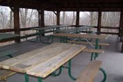 Photo: Overlook Shelter, Waubonsie Shelters