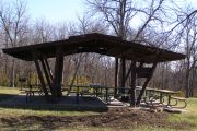 Photo: Ranger Shelter, Red Haw Shelters