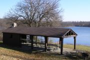 Photo: Bait House Shelter, Red Haw Shelters