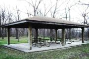 Photo: Loop Shelter, Pilot Knob Shelters