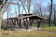 Photo: Shelter #1, Lake Keomah Shelters