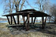 Photo: Icehouse Point Shelter, Black Hawk Shelters