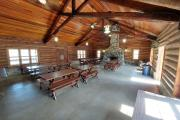 Photo: Fort Defiance Lodge, Fort Defiance State Park