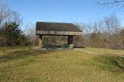 Photo: Atlantic Shelter, Big Creek State Park
