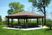 Photo: Templar Park Shelter, Templar State Recreation Area